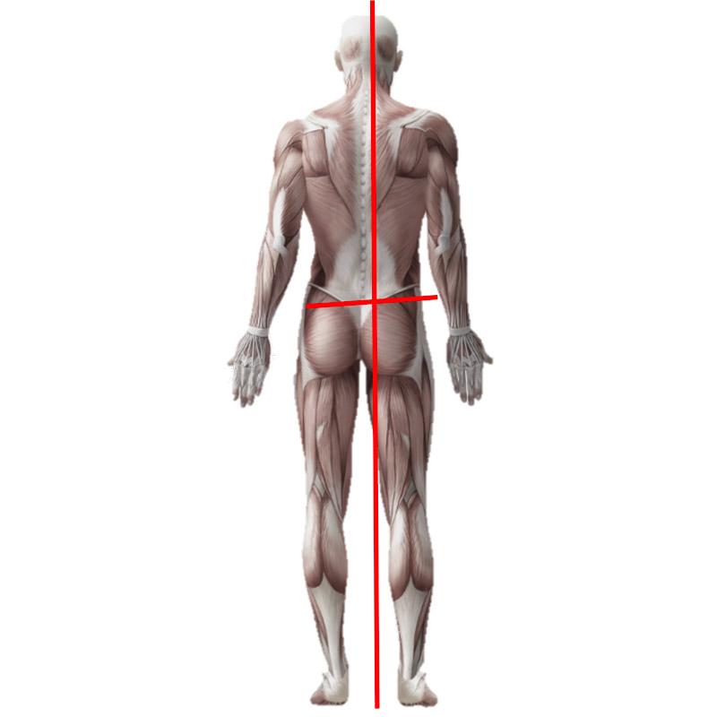 déséquilibre postural suite
