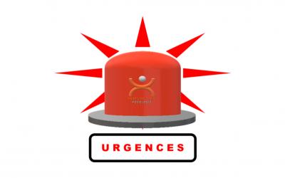 Les Services d'Urgences Podologiques (S.U.P.) sont mis en place !